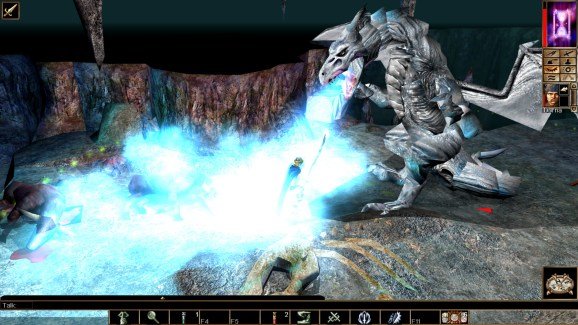 Beamdog's Neverwinter Nights: Enhanced Edition takes up the group mantle of the unique