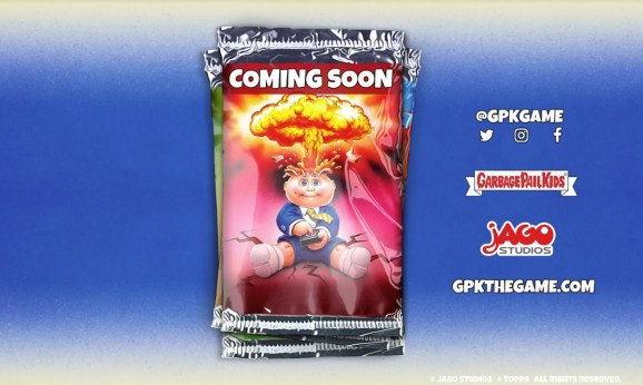garbage-2 Garbage Pail Kids come out of the can on mobile