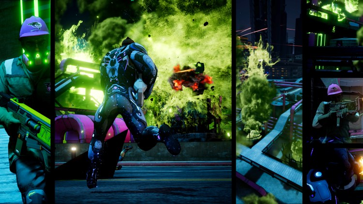 Crackdown 3 Chemical Plant