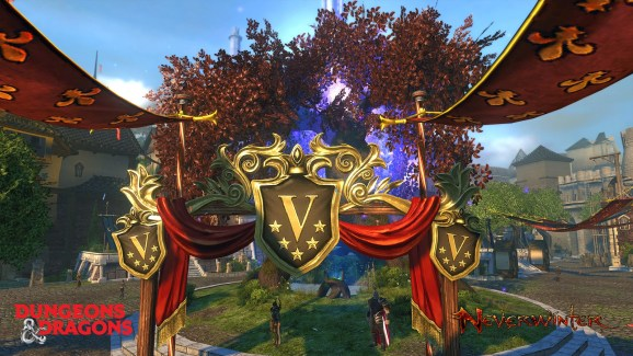 Neverwinter-Jubilee Neverwinter's Protectors Jubilee celebrates the D&D game's 5th anniversary