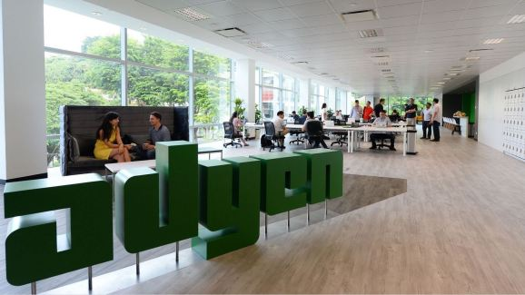 adyen-1 Adyen's IPO starts strong as stock soars 70% valuing Dutch fintech company at $14 billion