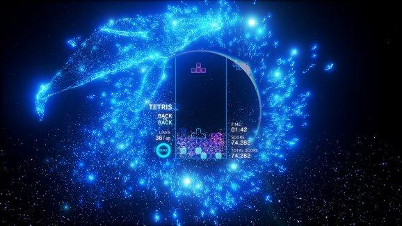 Tetris Effect.