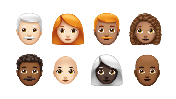 image2 Apple promises 70 new emoji in 2018, such as superheroes, hair, and food