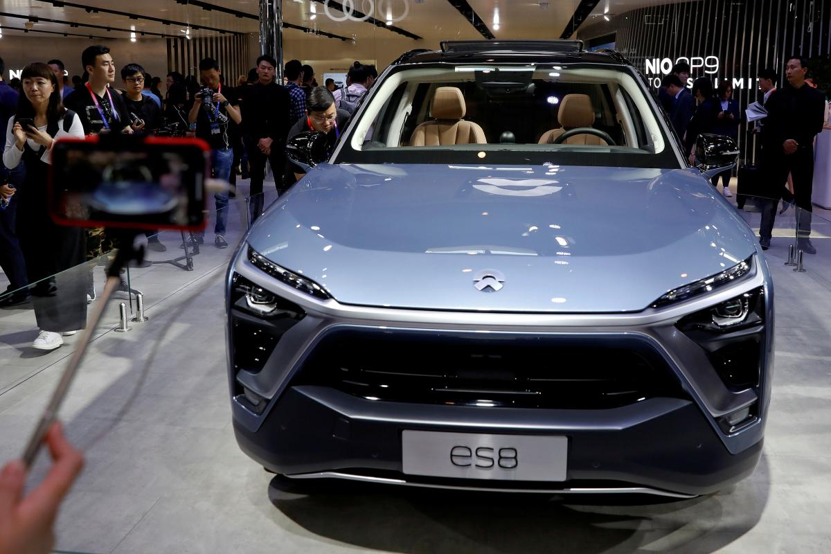 Chinese Tesla Rival Nio Files For 1 8 Billion Ipo In The