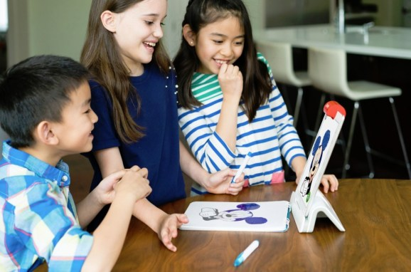 Osmo Super Studio featuring Disney's Mickey Mouse & Friends.