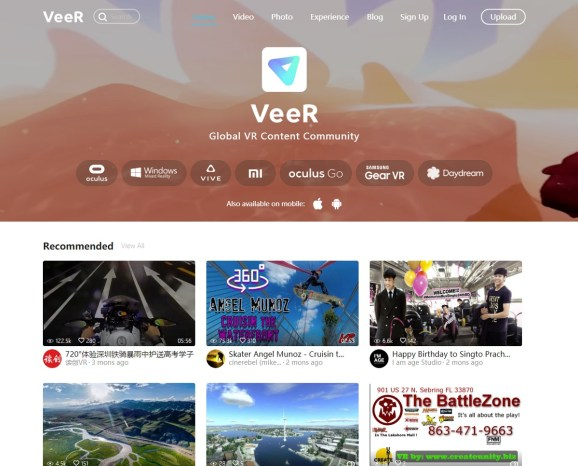 Veer Experience will help people create more VR photos and videos.