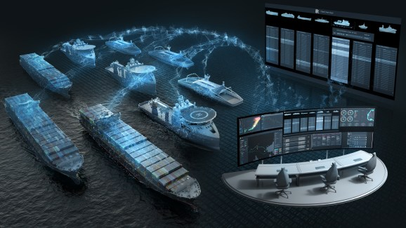 IBM and Rolls Royce have announced an autonomous shipping platform.