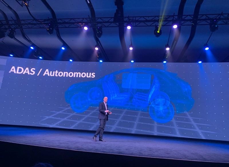 ARM CEO Simon Segers at Arm TechCon 2018.
