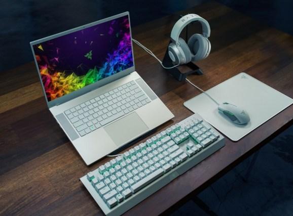 Razer Blade Mercury 15-inch laptop.
