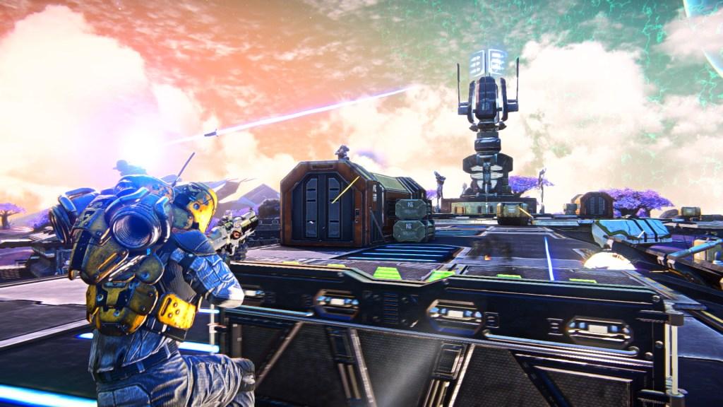 PlanetSide Arena: la serie de tiradores de Sci-Fi va a la batalla real con posibles batallas de 1.000 jugadores