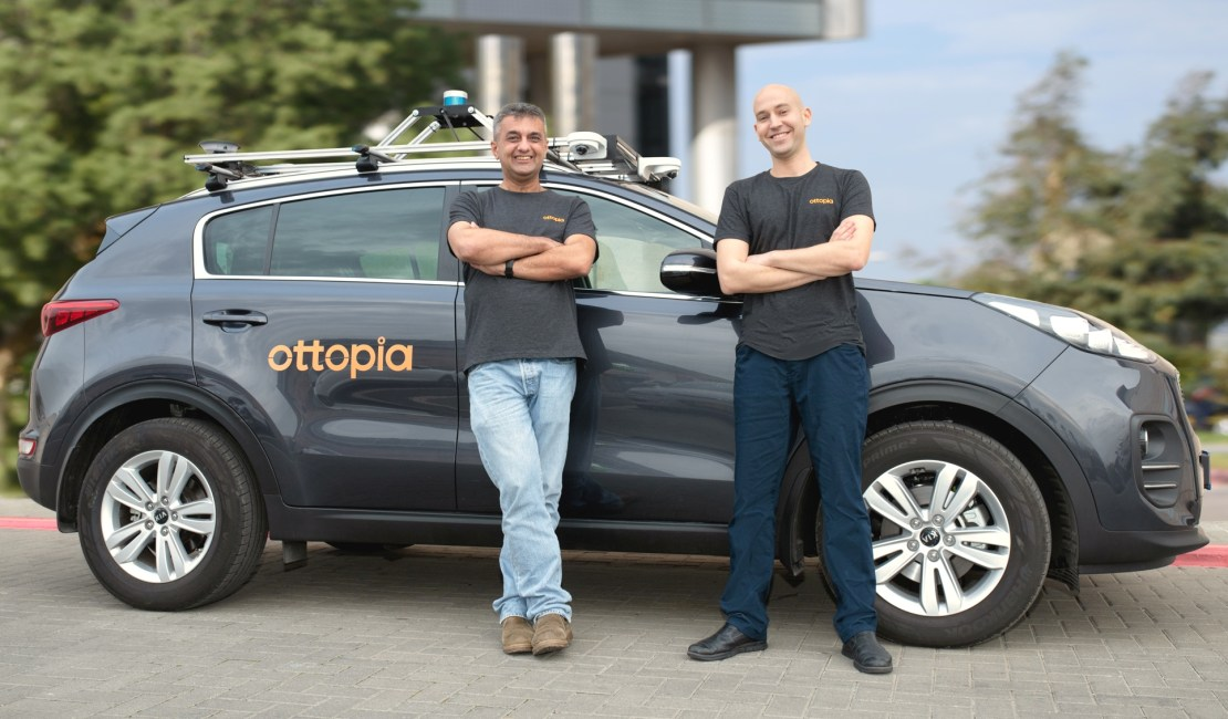 Ottopia's remote assistance platform for autonomous cars combines humans with AI