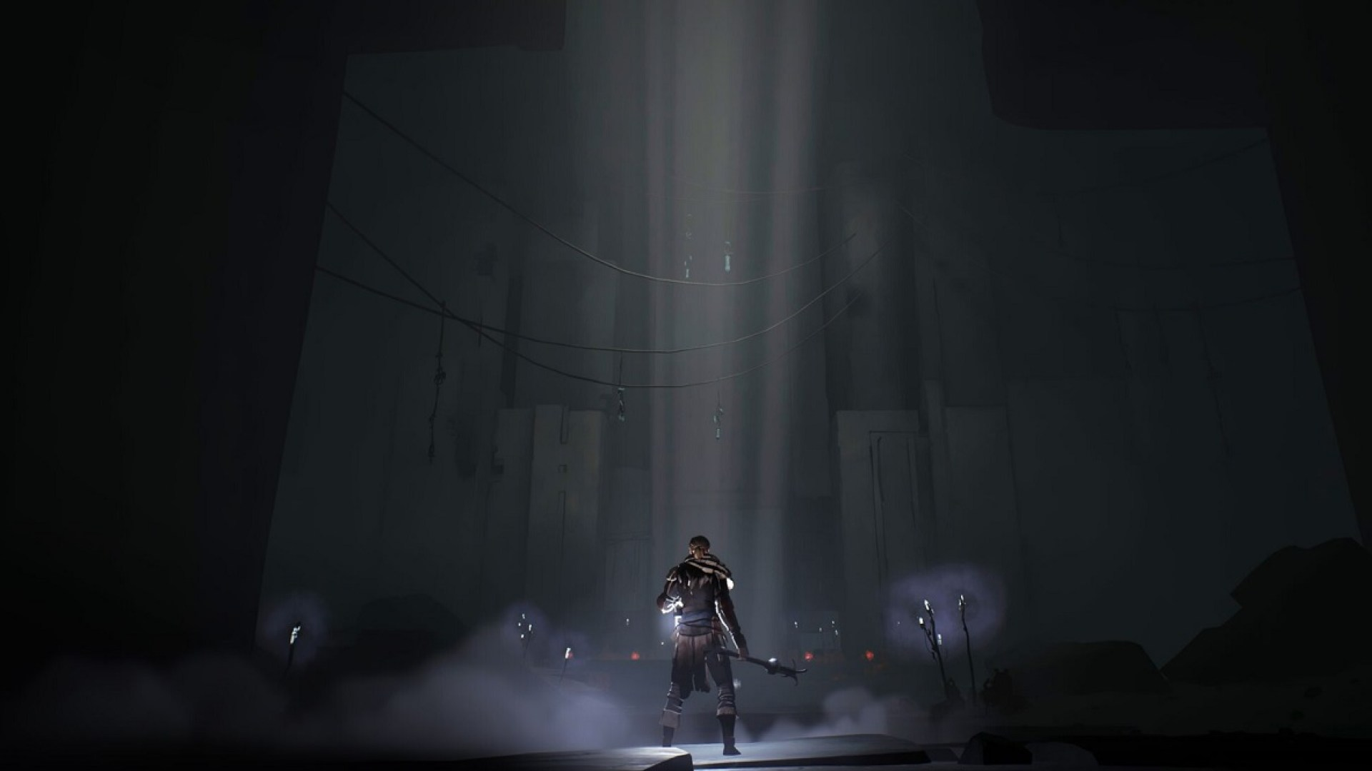 Ashen: Indie action-RPG debuts on Epic Game Store and Xbox One
