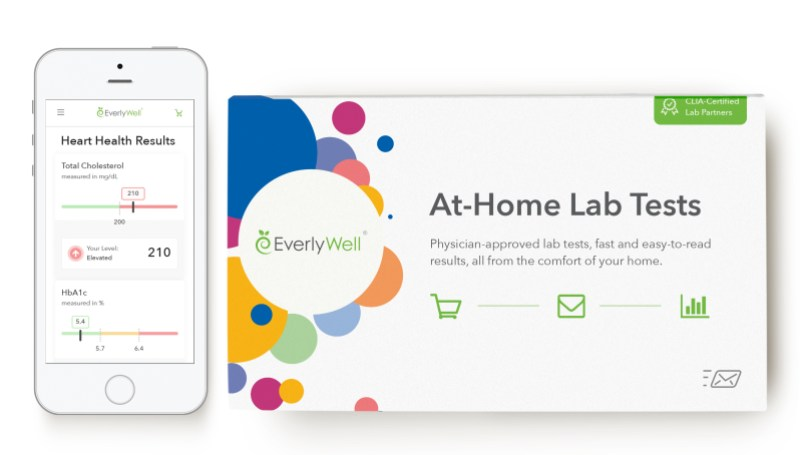 Everlywell raises $50 million for at-home medical tests ...