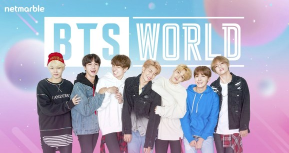BTS World game brings K-pop group to Android and iOS on June
