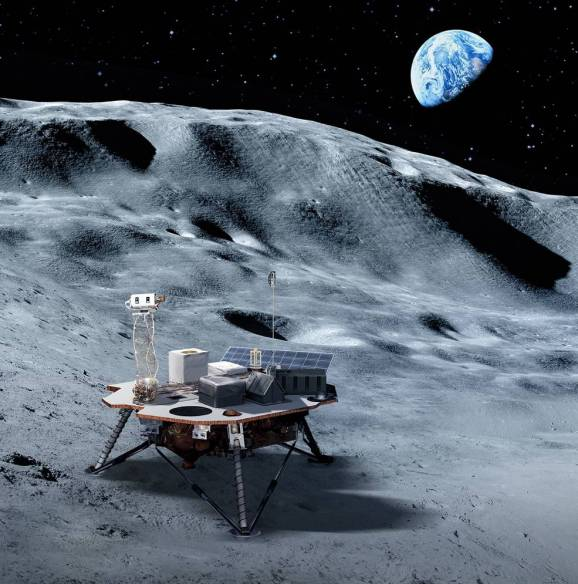 NASA selects first commercial partners for 2024 Artemis moon