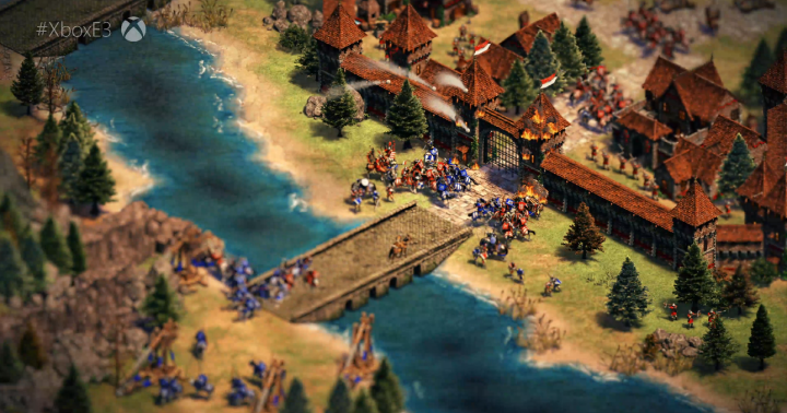 Age of Empires II: Definitive Edition.