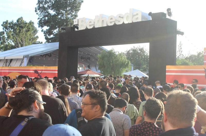 Bethesda event at E3 2019