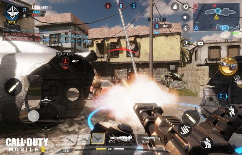 Call of Duty: мобильный