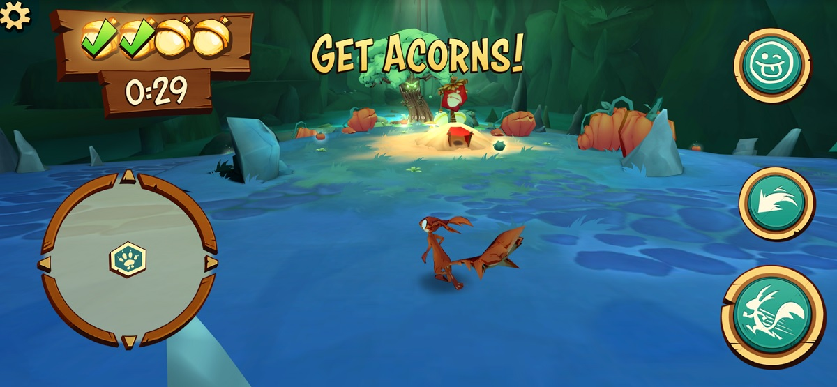Resolution Games' Acron: Attack of the Squirrels.