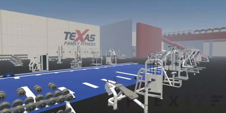 VR and AR tours of 1,500 U.S. fitness clubs will soon become available to FlexIt users.