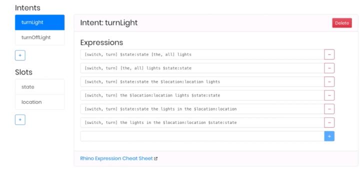 picovoice console demo expressions