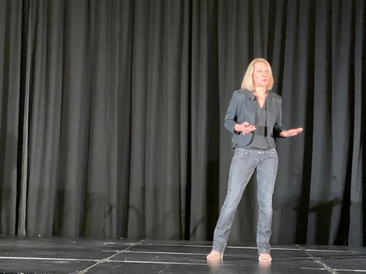 Calista Redmond is CEO of the RISC-V Foundation.