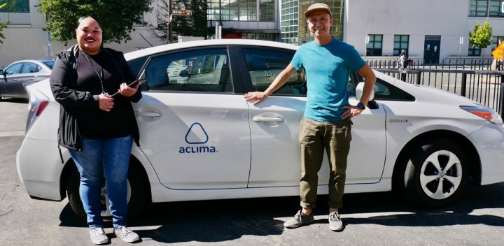 Aclima is hiring full-time drivers to map pollution.