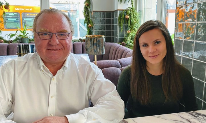 Jim Perkins and Alina Soltys are the founders of Quantum Tech Advisors.