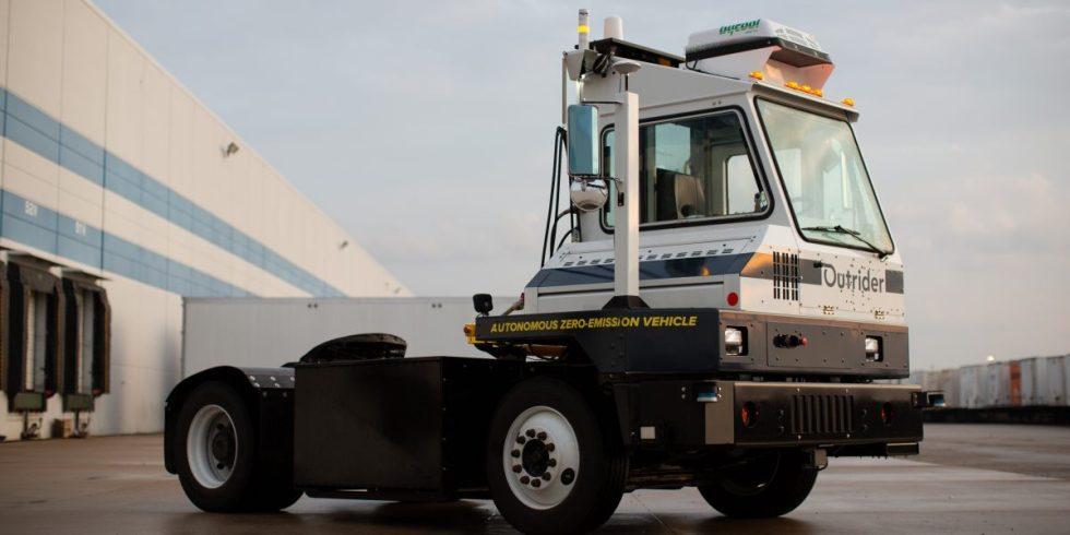 Outrider raises $53 million to develop autonomous truck technology |  VentureBeat