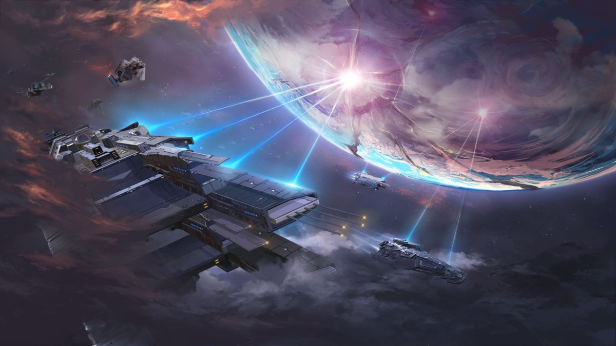 Stellaris Galaxy Command Ends Its Time Out Soft Launches