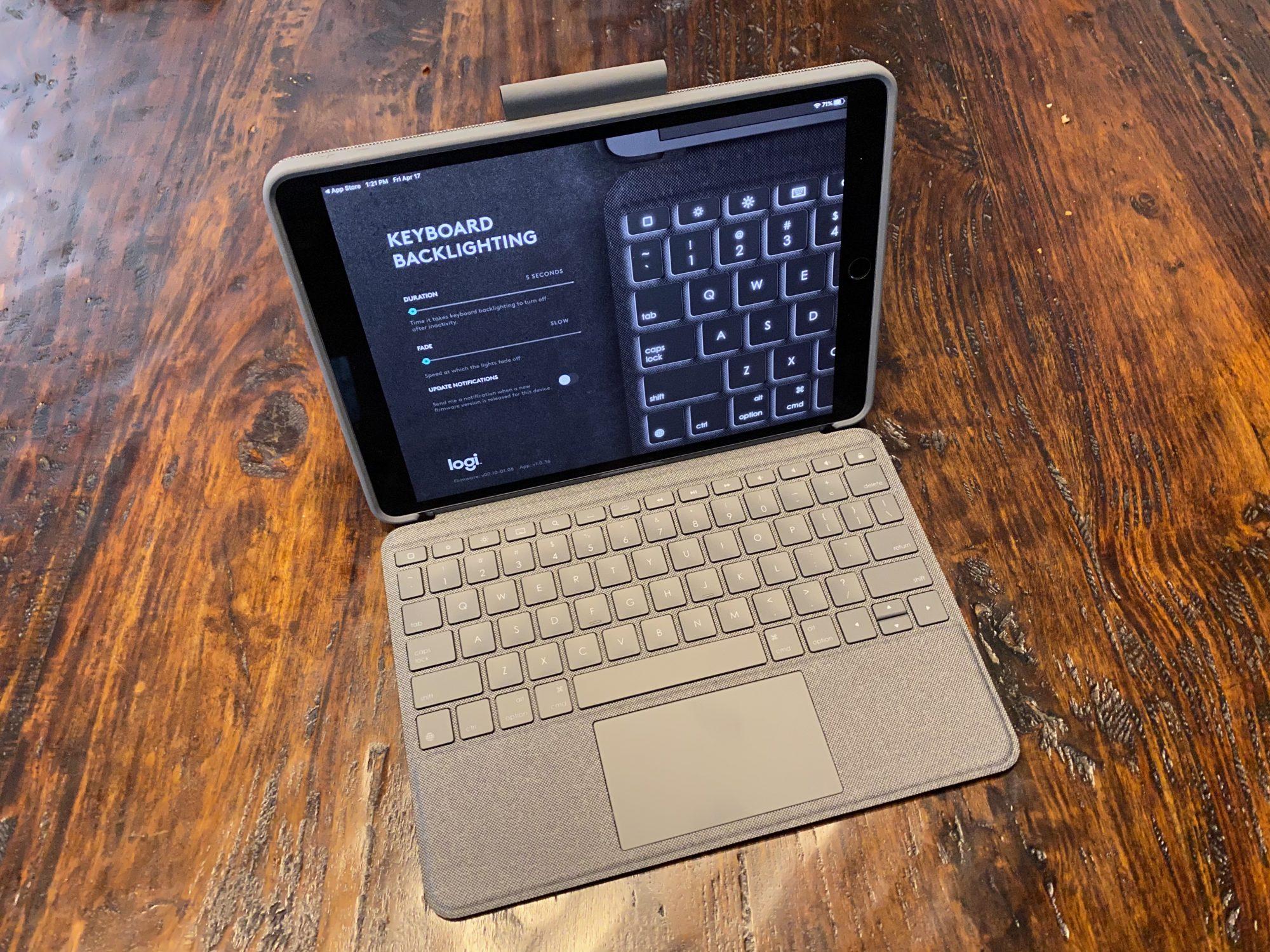 Hands-on: Logitech's iPad trackpad keyboards create $500 Apple laptops 3