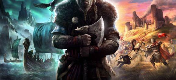 Assassin's Creed: Valhalla.