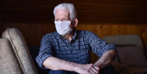 coronavirus , pandemic , respiratory mask , home isolation