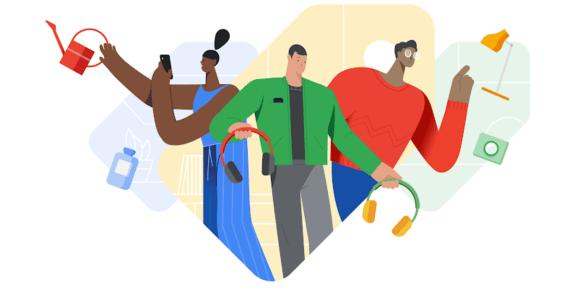 Google Shopping graphic