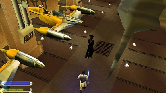 Star Wars: Episode I – The Phantom Menace.