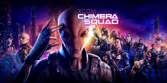 XCOM: Chimera Squad is out April 24.