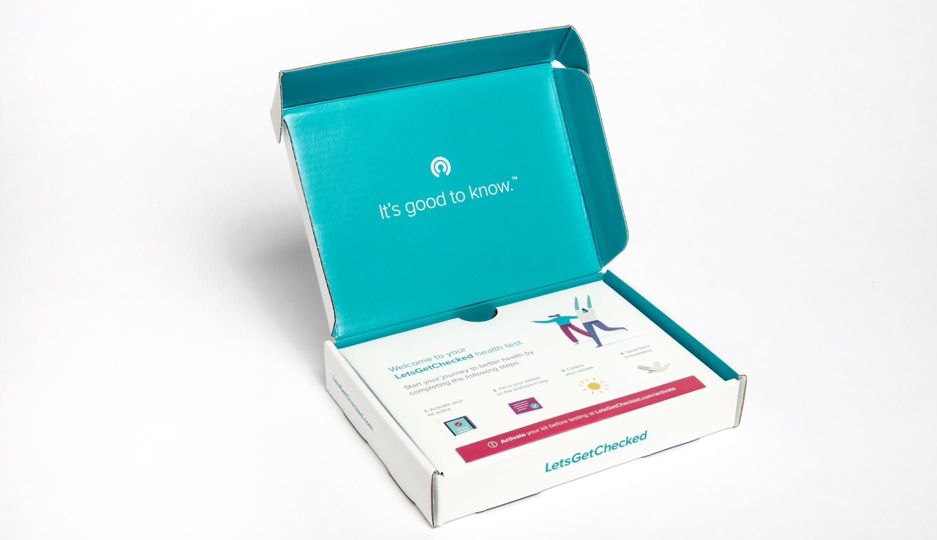 LetsGetChecked raises $71 million for at-home coronavirus test kits 3