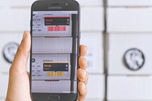 Scandit raises $80 million to power mobile barcode scanning with AR and computer vision 4