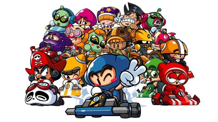 Kart Rider is one of Nexon's biggest titles.