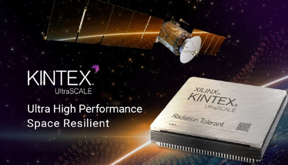 Xilinx is making chips that can be used in space.