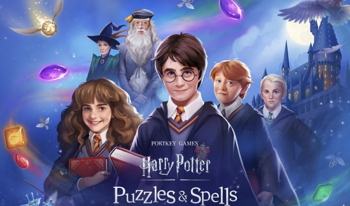 Zynga is teasing the look for its Harry Potter: Puzzles & Spells game.