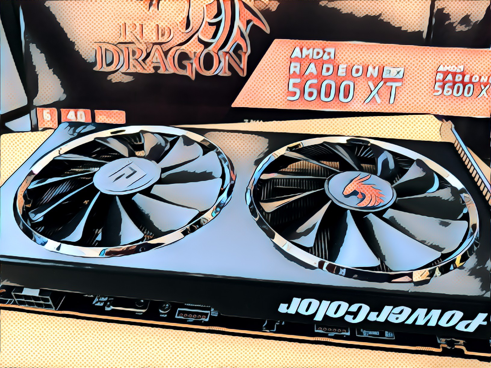 Photo of PowerColor Red Dragon Update Simplifies RX 5600 XT Series