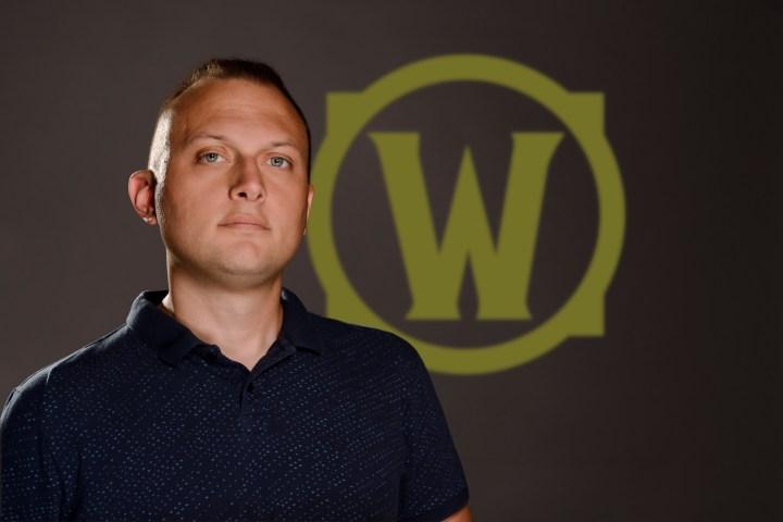Warcraft: Shadowlands game director Ion Hazzikostas.
