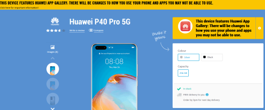 Huawei has the same app problem that doomed Windows Phone 3