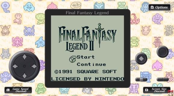 Collection of SaGa: Final Fantasy Legend.