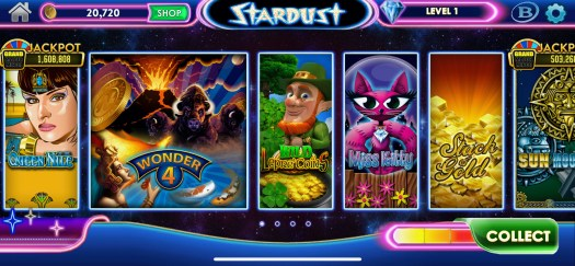 Stardust Social Casino is a bet on enticing players with Las Vegas history 4
