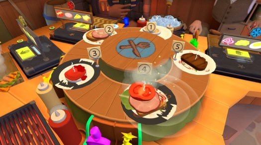 Cook-Out: A Sandwich Tale review -- Culinary chaos in VR 2