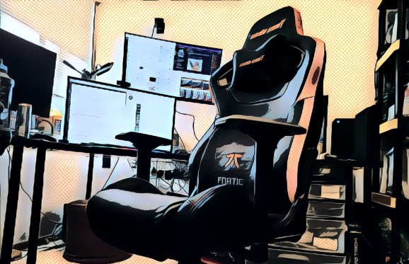 Anda Seat Fnatic Edition