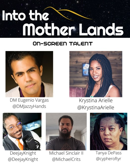 Into the Mother Lands interview: Twitch invests in an RPG show led by people of color 2