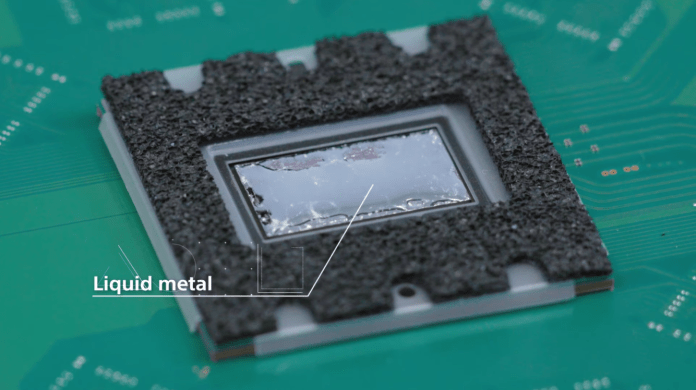 PlayStation 5 uses liquid metal -- here's why that's cool | VentureBeat
